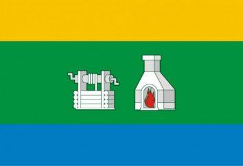 Flaga i herb Jekaterynburgu