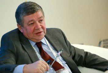 Ruslan Grinberg: biografia e attività