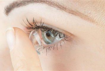 Linsen für das Auge: Kundenrezensionen und Spezialisten. Gesundheitsschädlich bei der Linse zum Auge?