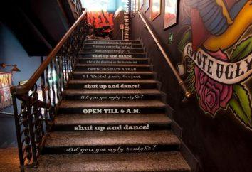 """Bar """"Coyote Ugly"""" (Petersburg, Rosja): opis, menu i opinie"""
