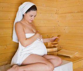 Kann ich für schwangere Frauen ins Bad gehen? Vorsorgemaßnahmen