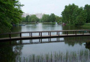 étangs Vorontsov: passé et présent