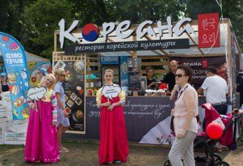 "Restauracja ""Koreana"", Petersburg adres, menu i opinie"