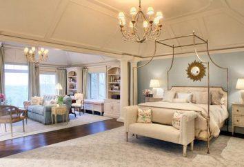 Nowoczesne i oryginalne odnowione pokoje