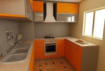Interiors małe kuchnie: jakie mogą być