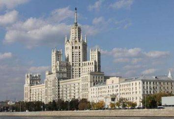 Radziecki architektura: opis, historia i ciekawostki