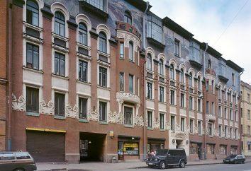 dom – to jest … Domy mieszkalne w Moskwie