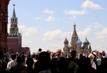 popolazione russa. Le proiezioni per il futuro
