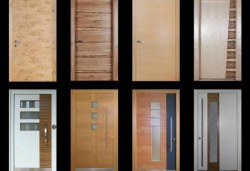 Według jakiego kryterium wyboru drzwi wejściowe do domu na wsi