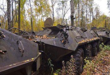 Cimitero attrezzature militari – Causa ed Effetto