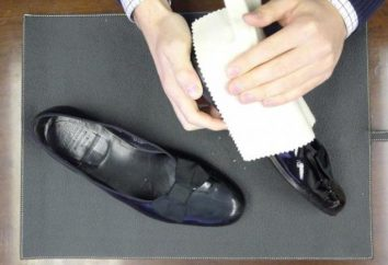 Comment prendre soin de chaussures laquées? Soins de chaussures