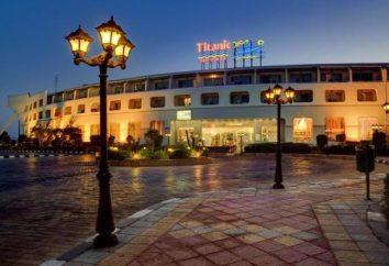 Hotel Titanic Aqua Park Resort 4 * (Egipto, Hurghada): fotos y comentarios