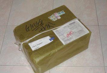 ¿Cómo encontrar el paquete: por número, ID
