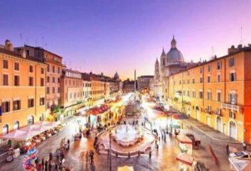 Piazza Navona a Roma: storia, foto, descrizione