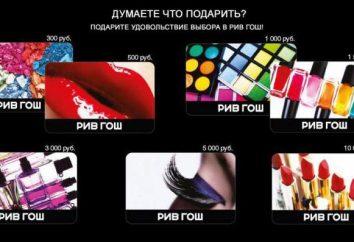 Commentaires du personnel « Rive Gauche ». Les chaînes de magasins de cosmétiques et de la parfumerie