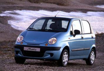 """Przegląd kompaktowego hatchbacka """"Daewoo Matiz"""" – specyfikacje techniczne, projektowanie i ceny"""