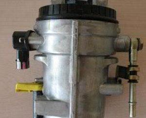 Filtr do separatora oleju napędowego: budowa