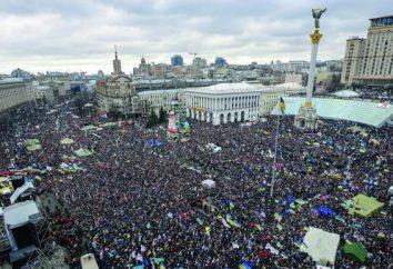 vocabolario politico in Ucraina: chi sono maydanovtsy?