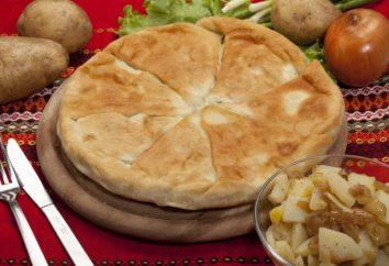 Placements au fromage cottage et aux légumes verts. Placements Moldovan: recette pour la cuisine. Placements à la pomme de terre et à la citrouille