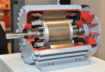 Il principio di funzionamento dell'apparecchiatura e del motore asincrono. Tipo di motore asincrono: principio di funzionamento, descrizione e funzione