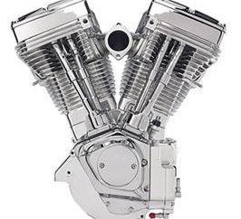 motor de tipo W en automóviles modernos