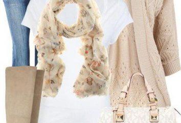 Beżowa kurtka: co nosić? Opcje