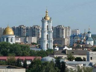 Sumy region: villaggi, quartieri, città. Trostyanets, Akhtyrka, Sumy region