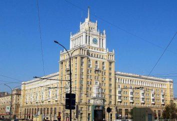 """Hotel """"Beijing"""", Moscú: dirección, precios, fotos y comentarios de los turistas"""