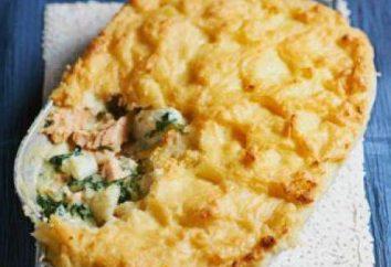 La ricetta della torta più semplice e deliziosa con il pesce: in particolare la cottura