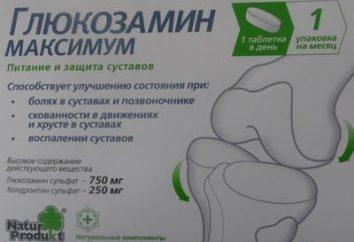 """Condroprotectores. Significa """"Glucosamina Máximo"""""""