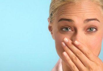 Les causes de saignements de nez chez les adultes et les premiers soins