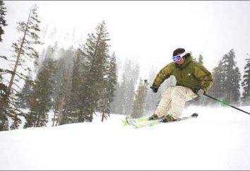 Les meilleures stations de ski en Russie: Notes et commentaires