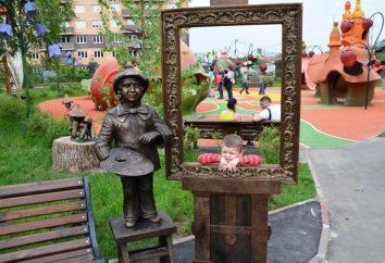 "Park ""Seashore curvi"" (Lenin State Farm) – mondo fiabesco di Mosca"