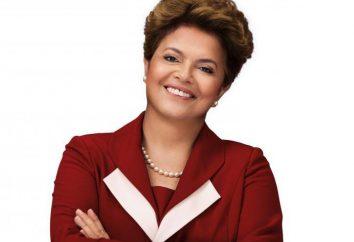 Dilma Rousseff polityk: biografia i ciekawych faktów z życia