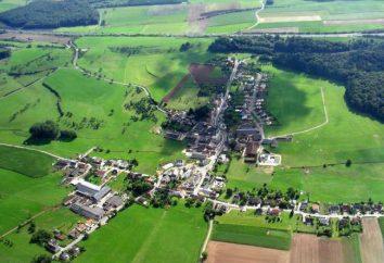 Obszar Luksemburg, opis i zdjęcia