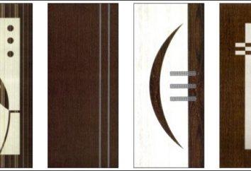 Portes laminées: avis. portes intérieures laminées