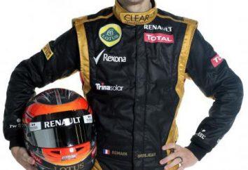 "Roman Grozhan – piloto ""Fórmula 1"""