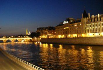 Río en París. En lo que se encuentra río Paris?
