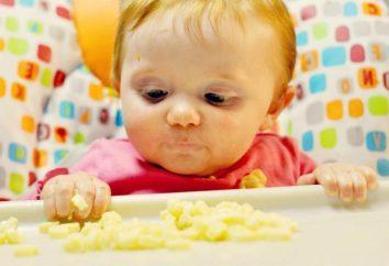 Como e quando começar alimentos grudnichka sólida – conselhos para mães