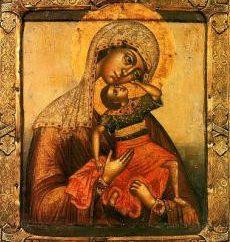 """Mutter Gottes Ikone """"Vzygranie das Kind"""": der Wert des Gebets, was hilft"""