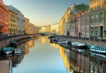 St. Petersburg: schöne Plätze, die einen Besuch wert sind