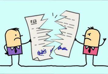 La declaración de resolución del contrato de venta