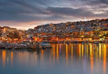 La ciudad puerto de Pireo