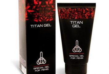 """""""Titan Gel"""": real Kundenbewertungen"""