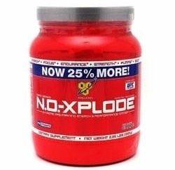 Sport odżywczym No-Xplode: wykorzystanie ratingów