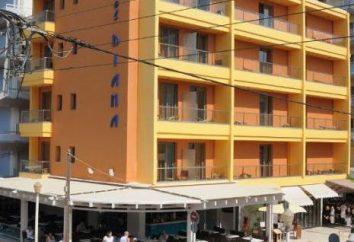 Diana Boutique Hotel 4 * (Rodos, Grecja) opis hotelu, usługi, opinie