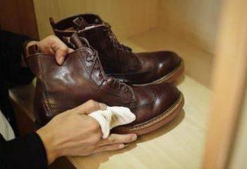 Come prendersi cura di scarpe di cuoio? Come prendersi cura adeguatamente per le scarpe di cuoio di inverno?