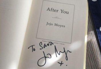 """""""Depois de você,"""" Dzhodzho Moyes: comentários e opiniões"""
