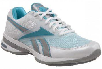 Quais são tênis Reebok EasyTone