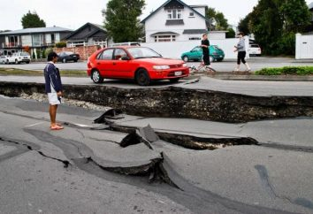 Che cos'è un terremoto?